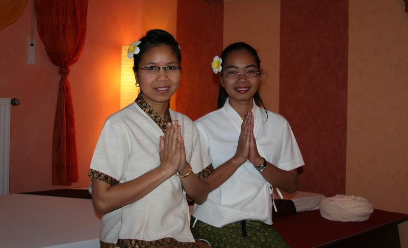 Thai massage baunatal